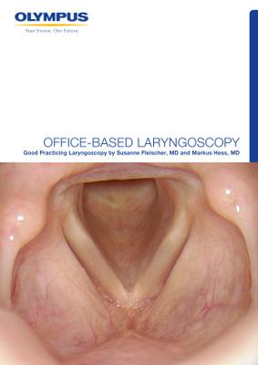 Office based laryngoscopy