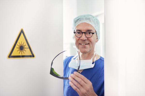 Laserchirurgie MEDICAL VOICE CENTER
