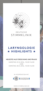 Laryngologie ★ Highlights ★