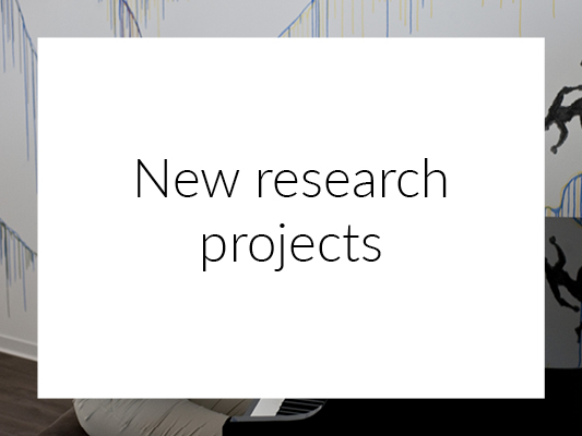 New research projects