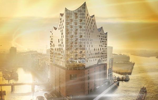 Deutscher Radiopreis 2019 - Elbphilharmonie