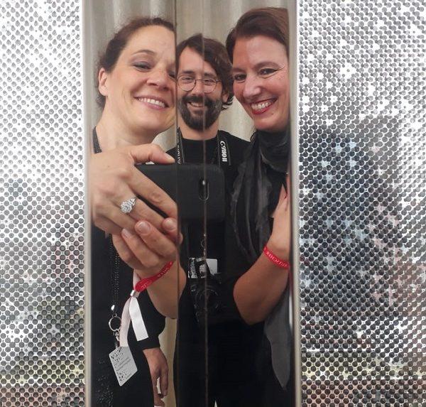 Team hat Spaß - Deutscher Radiopreis 2019