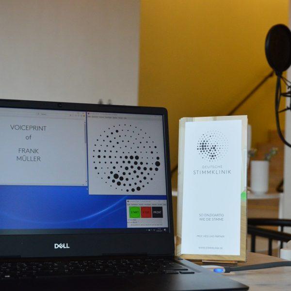 VoicePrint Equipment