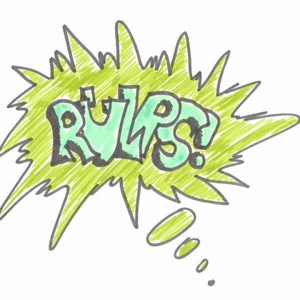 R-CPD Ich kann nicht rülpsen