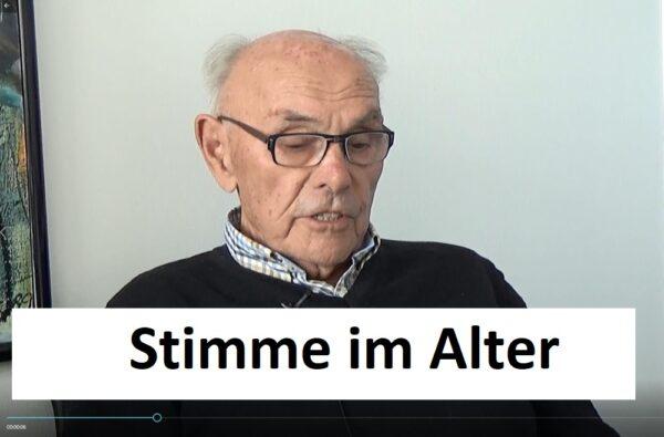 Stimme im Alter