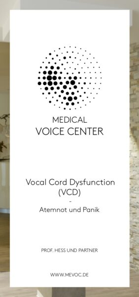 VCD Vocal Cord Dysfunction