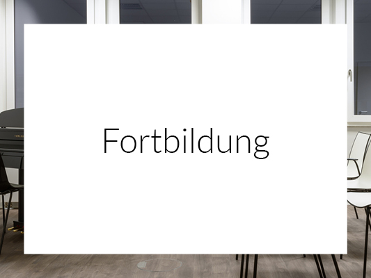 FORTBILDUNG