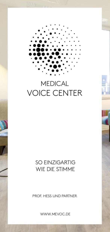 MEDICAL VOICE CENTER Flyer
