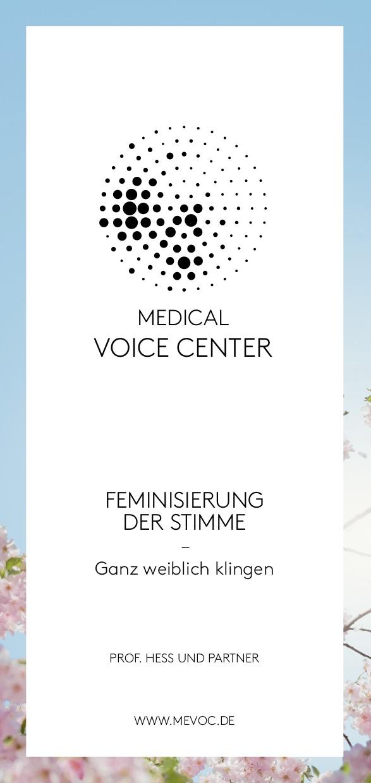 Stimmfeminisierung-Flyer