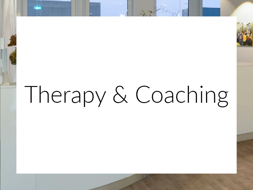 Therapy & Coaching