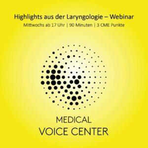 Highlights der Laryngologie