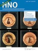 Phonochirurgie und Laryngologie
